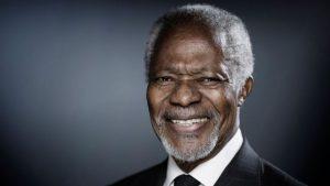 Le décès de Kofi Annan interpelle l'Afrique