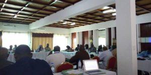 La troisième journée de l'Atelier Régional pour la Prévention de l'extrémisme Violent en Afrique centrale