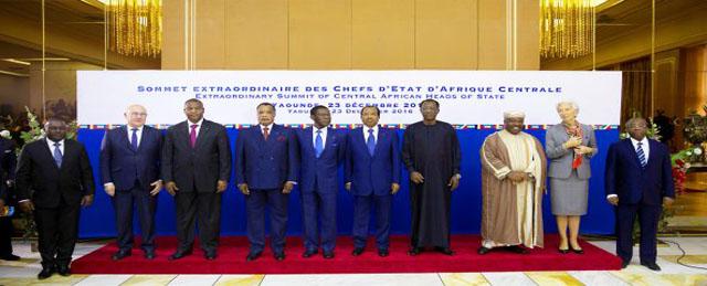 Les 21 bonnes résolutions des chefs d'Etat de la CEMAC pour sortir la sous-région du marasme économique