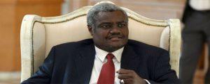 Le Tchadien Moussa Fakhi prend les rênes de l'organisation en remplacement de la Sud-Africaine NkosazanaDlamini-Zuma