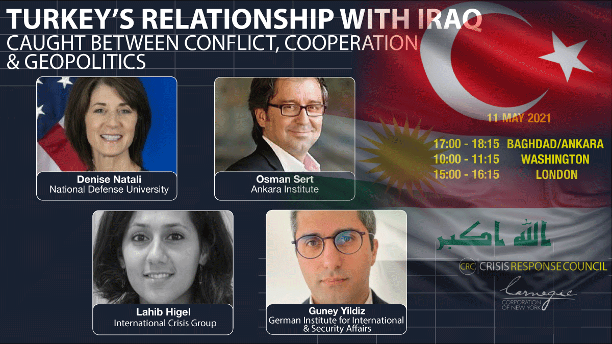 Turkey's Relationship with Iraq: Caught Between Conflict, Cooperation & Geopolitics